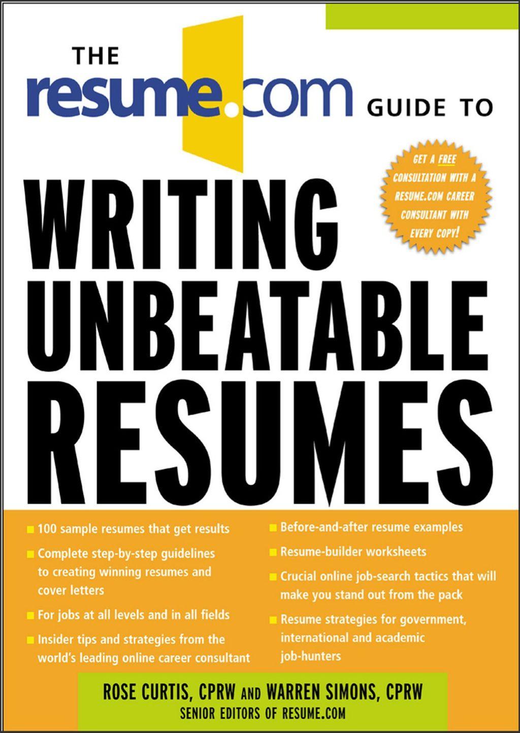 Resume Writing Help Online