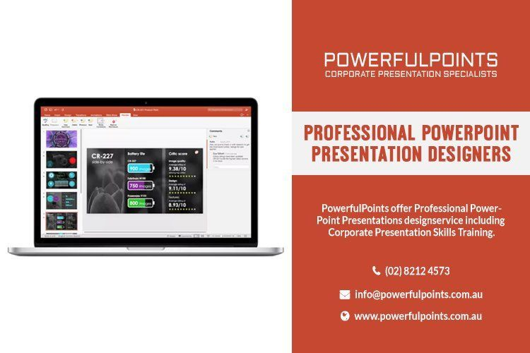 design your best professional powerpoint presentations with custom