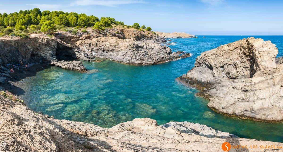 Las 25 Mejores Playas Y Calas De La Costa Brava Calas Costa Brava Calas Ruta Costa Brava