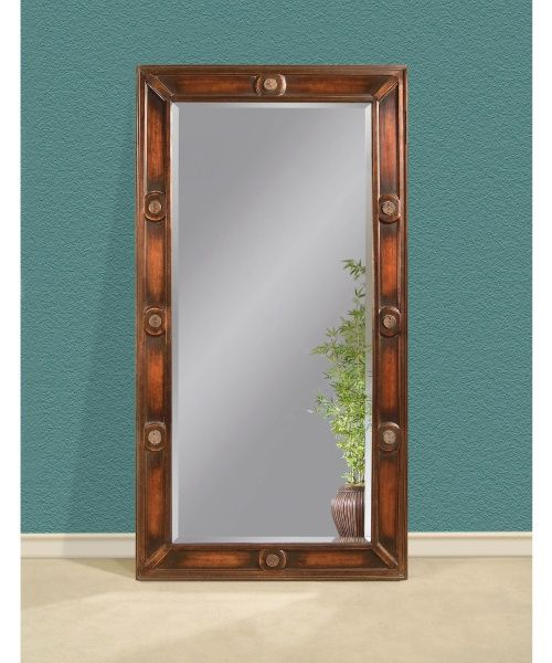 Valerie leaning wall mirror 47w x 83h in floor mirrors at hayneedle