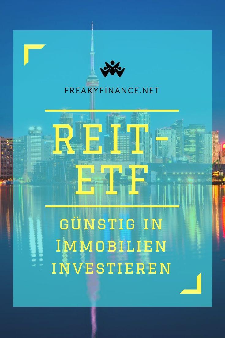 Mit REITs kostengünstig in Immobilien investieren