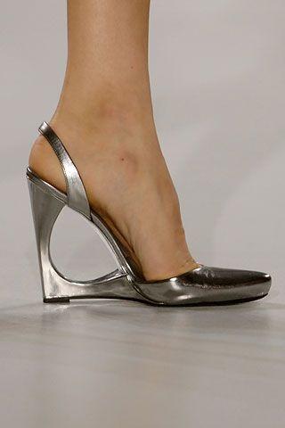 fbf45750 Imágenes de Zapatos de Fiesta Color Plateado   vestidos largos en ...