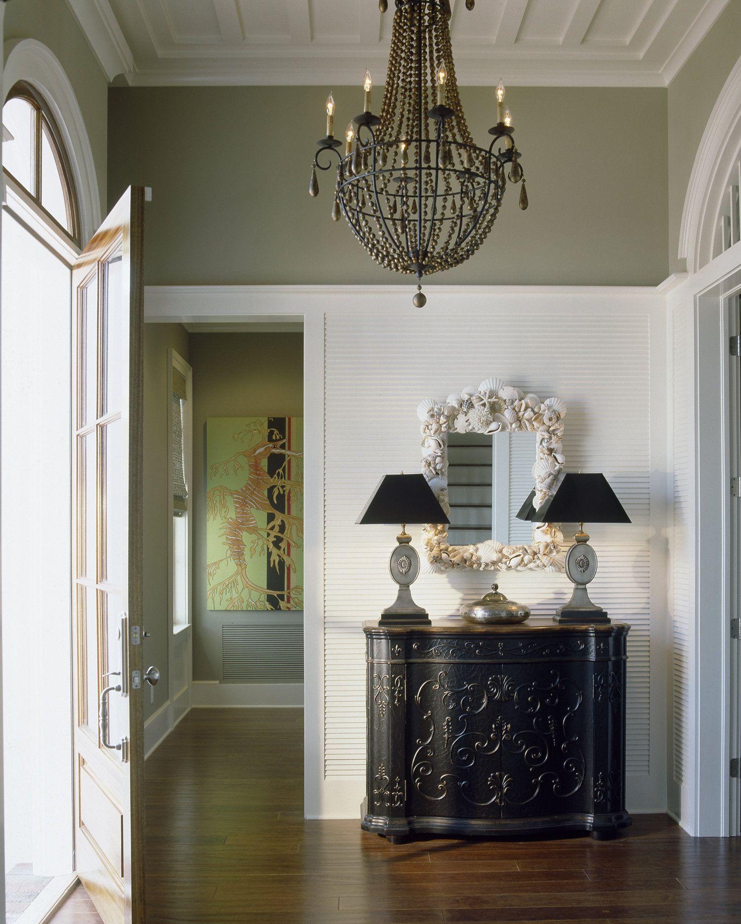 Palm Garden Retreat foyer floorplans Pinterest