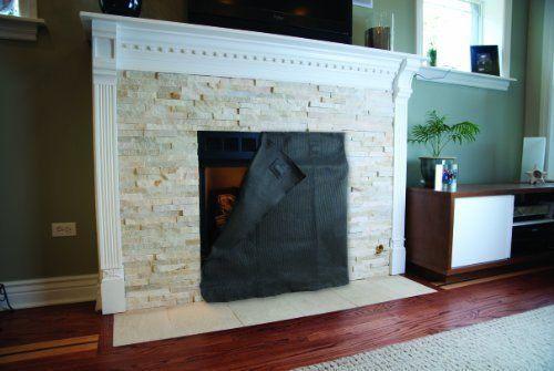 Fireplace Blocker 32 Inch H X 42 Inch W Blanket Medium