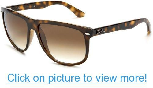 26abbdabc76 Ray-Ban RB4147 Flat Top Boyfriend Sunglasses