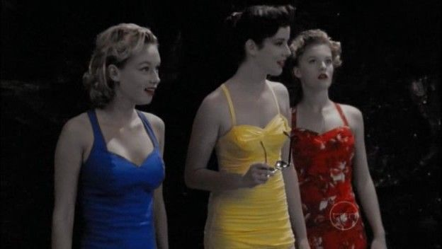 H20: Just Add Water; 1950s swimsuits; April 24th