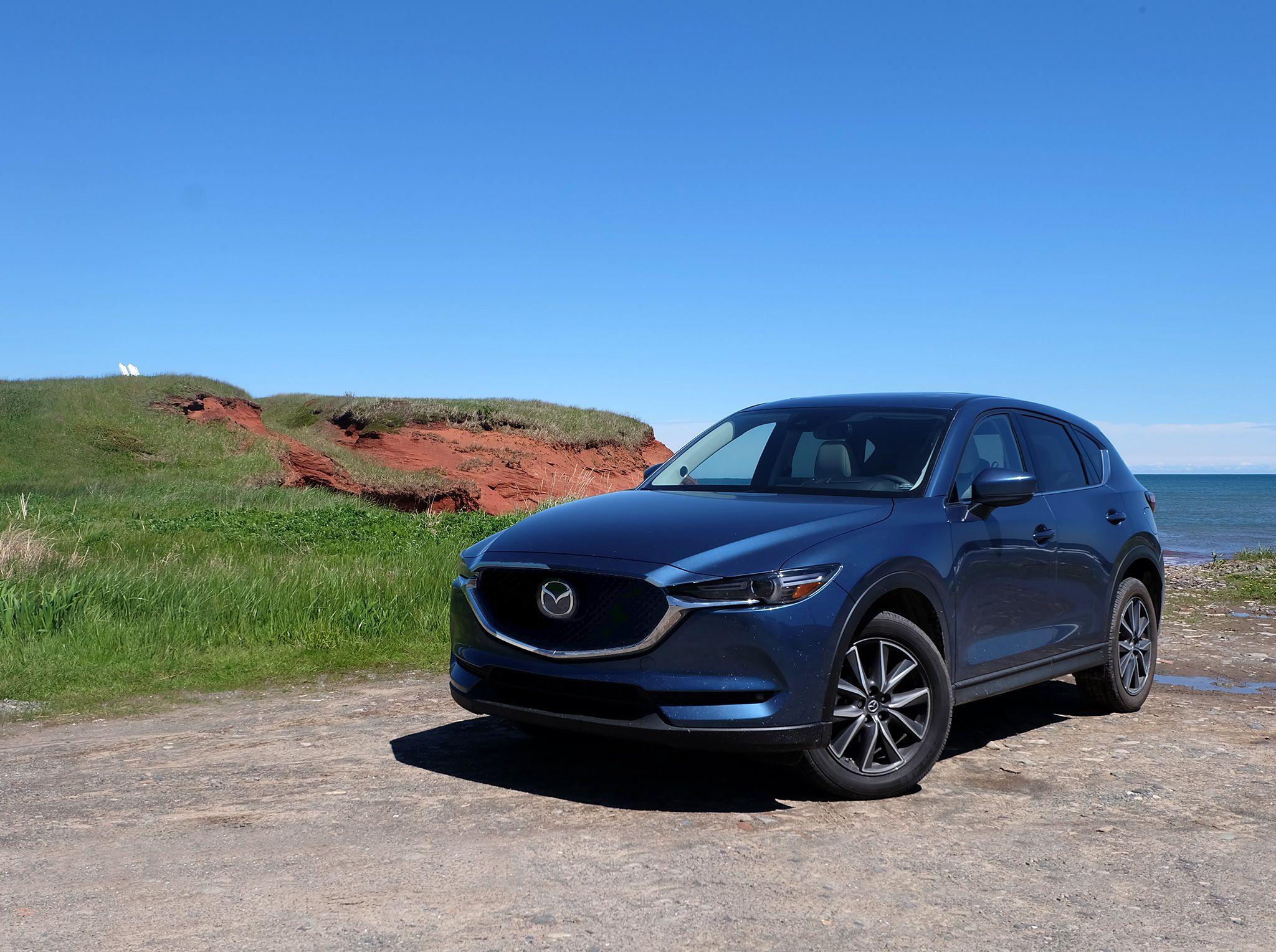 Quatre Familles Ont Teste Le Mazda Cx 5 2018 Entrainement