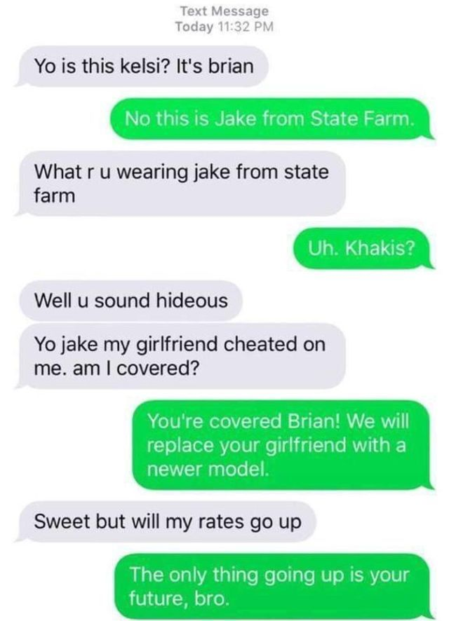 15 Hilariously Perfect Ways To Respond To A Wrong Number