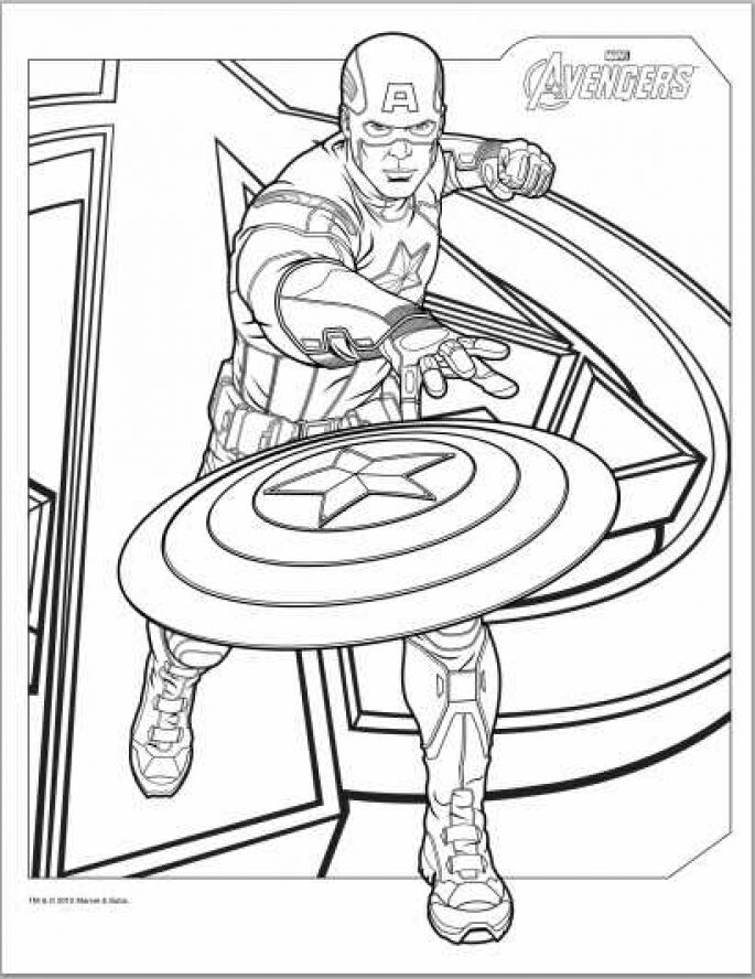 Avengers Coloring Pages | Angry Birds Coloring Pages | Super Hero ...