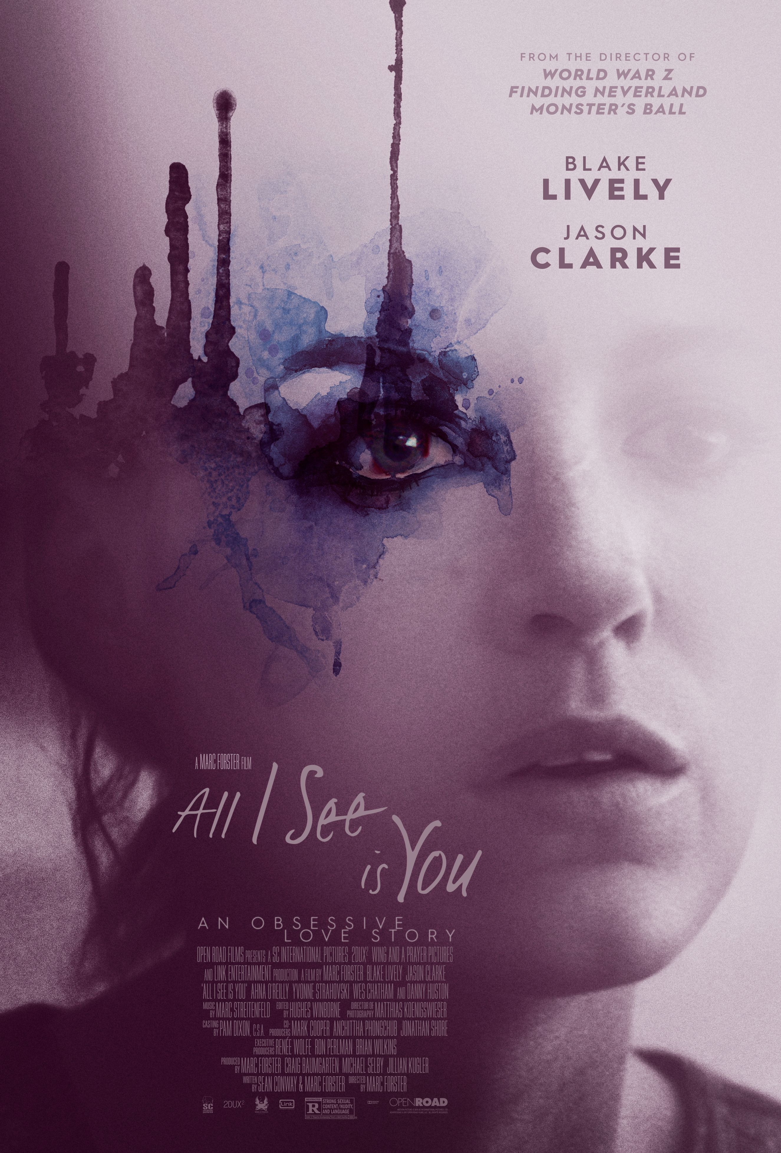 ALL I SEE IS YOU starring Blake Lively   In theaters October 27, 2017