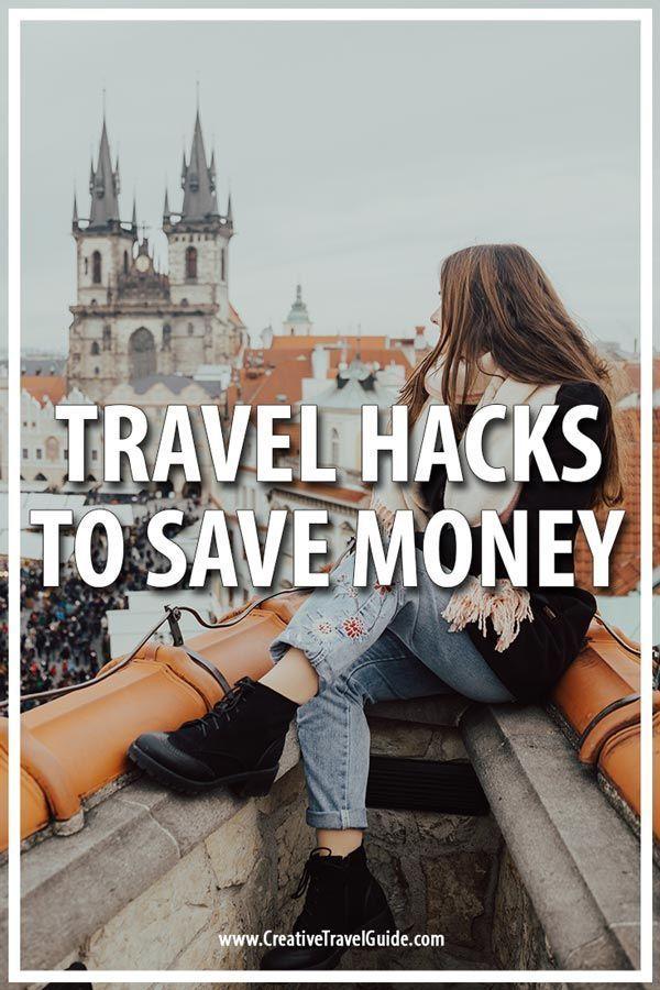TRAVEL HACKS TO SAVE MONEY • Creative Travel Guide -   #BudgetTravelTips #creative #guide #hacks #money #travel