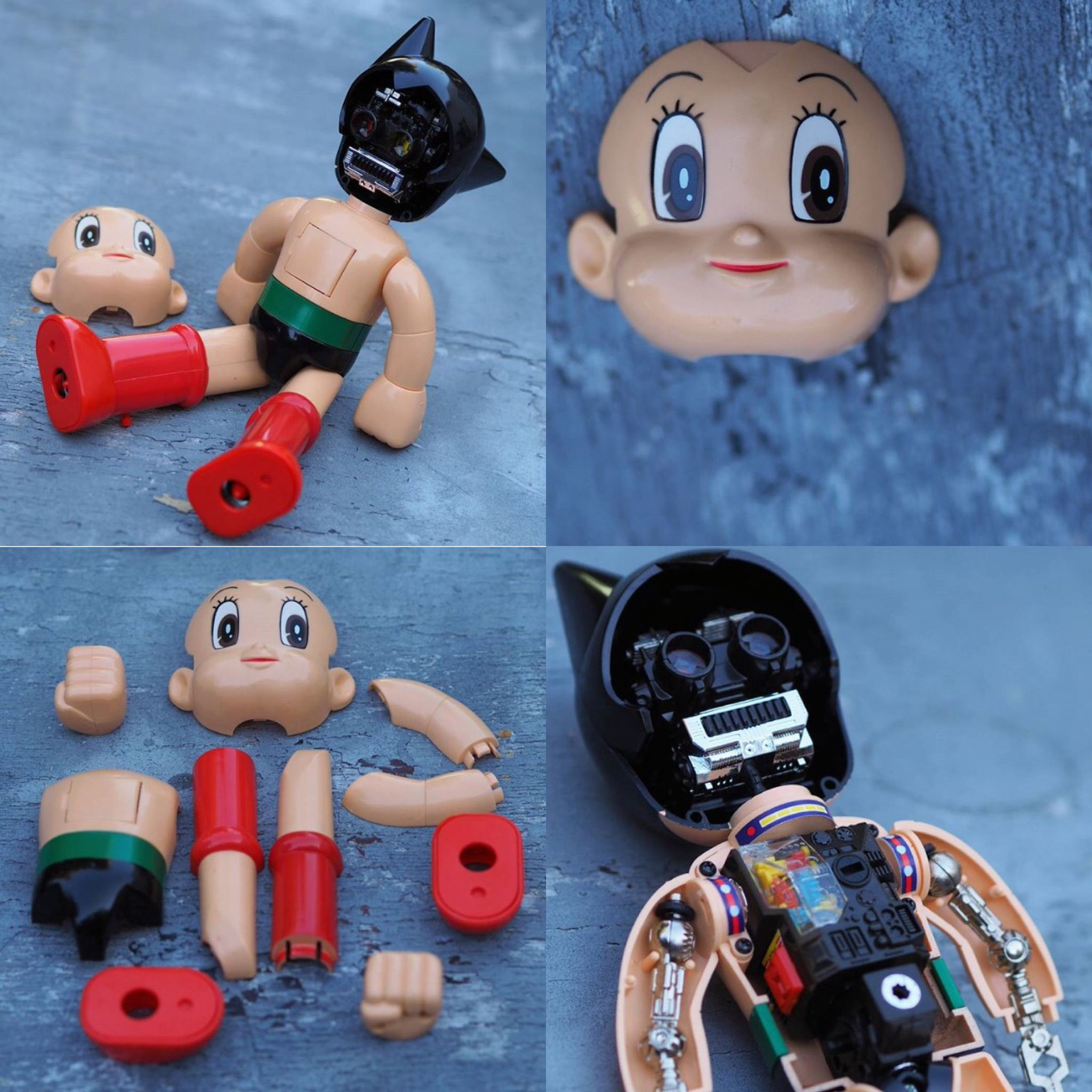 43ee1f99 Mechablock DX Astro Boy by Takara. I would punch a toddler in the face to  get this toy ::)