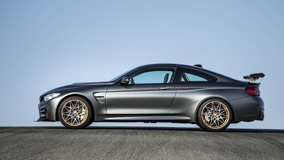 Charming 2016 BMW M4 GTS Brings Water Injection To The Track (and The Street) Photo