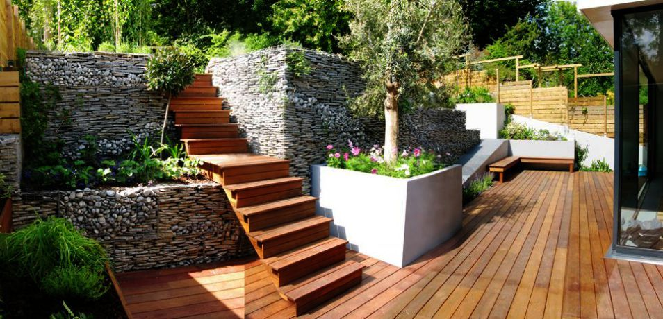 How To Match The Style Of Your Home With Your Landscape ...