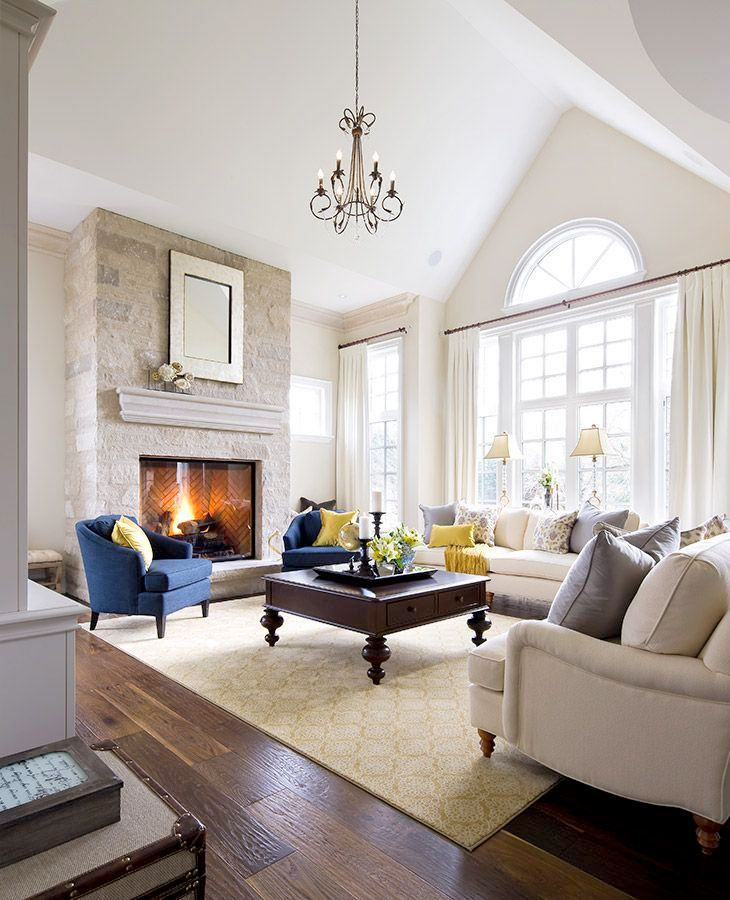 living room decor modern living open space colorful design