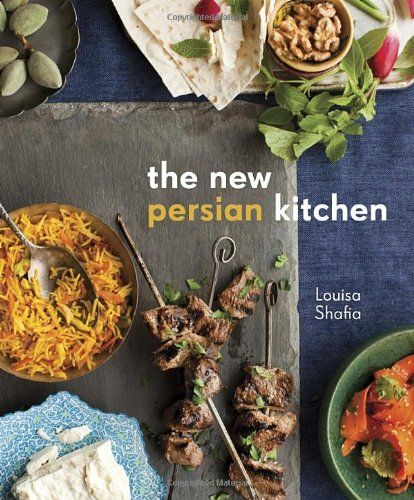 This luscious and contemporary take on the alluring cuisine of Iran from cookbook author Louisa Shafia features 75 recipes for both traditional P ...
