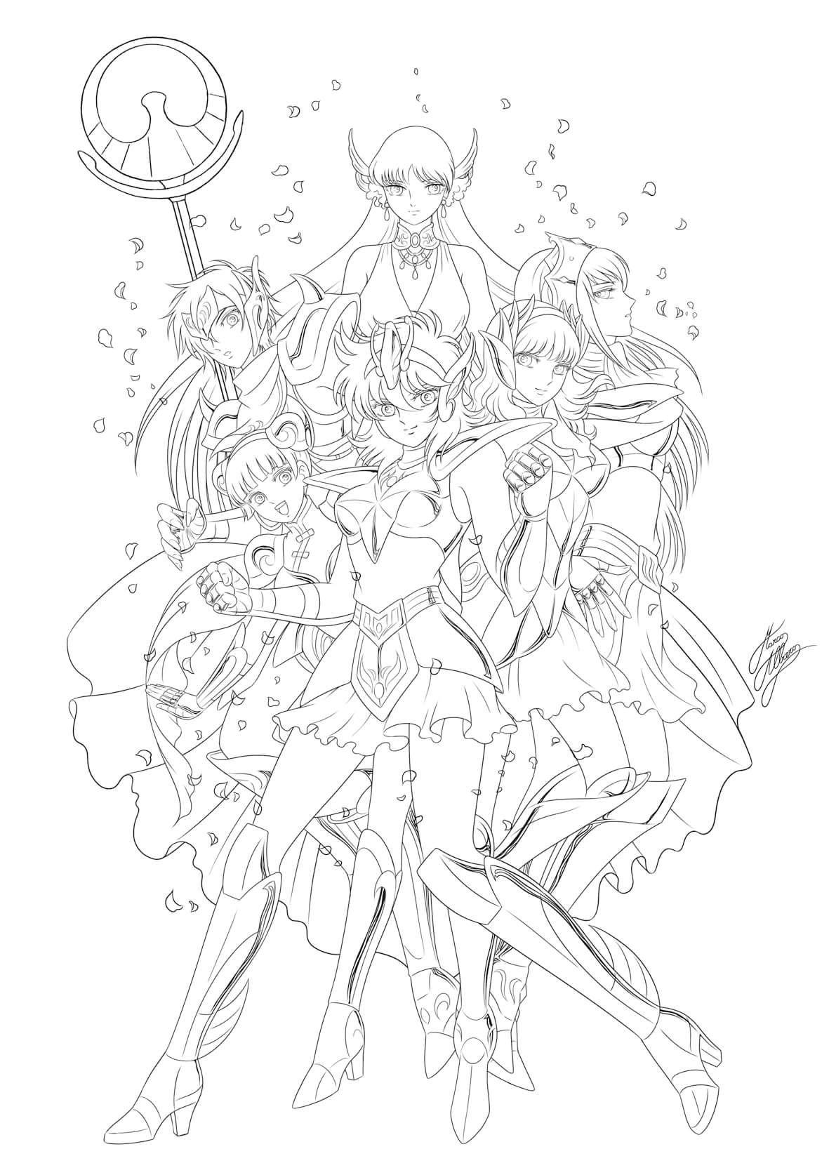 Voir Les Contributions Aldebaran Anime Saint Seiya