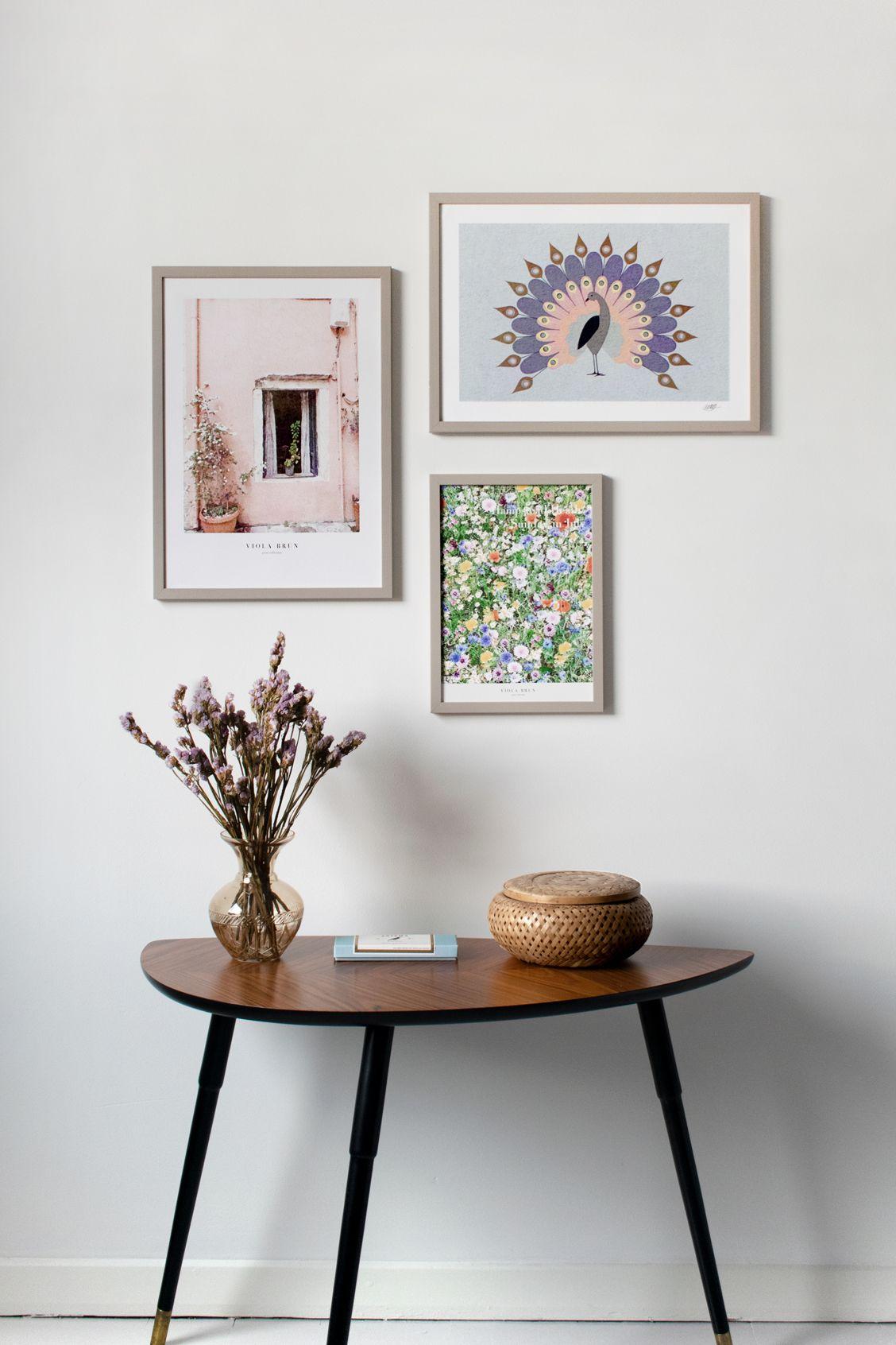 Photo of Kunstplakater fra Viola Brun
