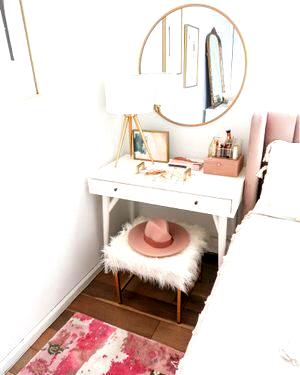 35++ Small bedroom mirror ideas formasi cpns