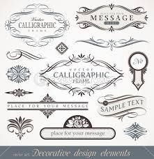 Image Result For Calligraphy Border Designs Free Download