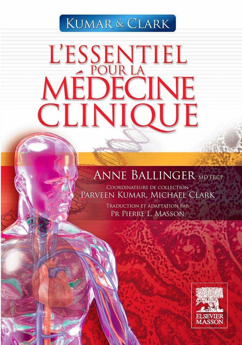 L Essentiel Pour La Medecine Clinique Jpg 786 1122 Books Free Download Pdf Free Ebooks Download Books Medicine