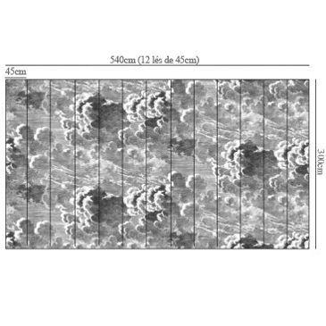 panneau nuvole cole and son en 2019 wallpapers. Black Bedroom Furniture Sets. Home Design Ideas