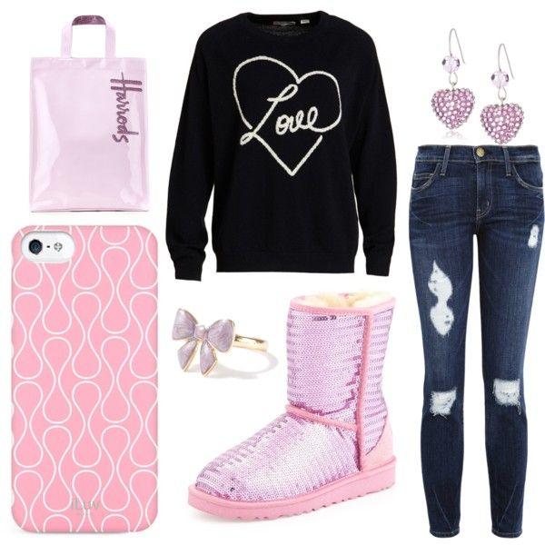Girly Girl School Day | Young Hip Chic Fashion | Fashion ...
