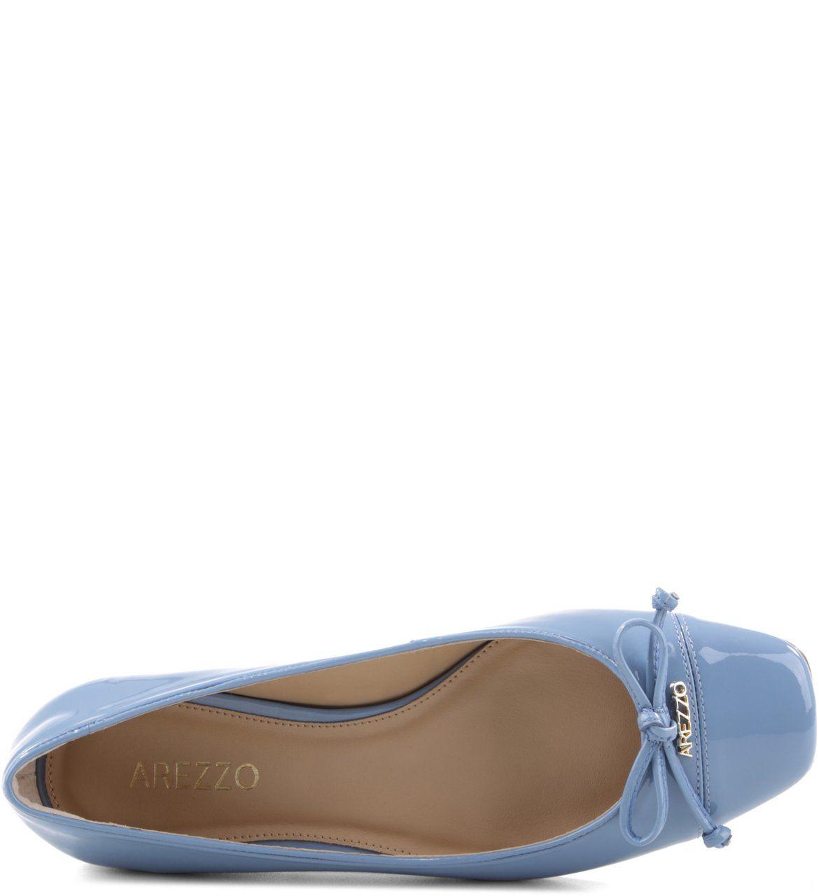 bf1a8d70d Sapatilha Glossy Acqua   Arezzo   calçados de 2019   Sapatos ...