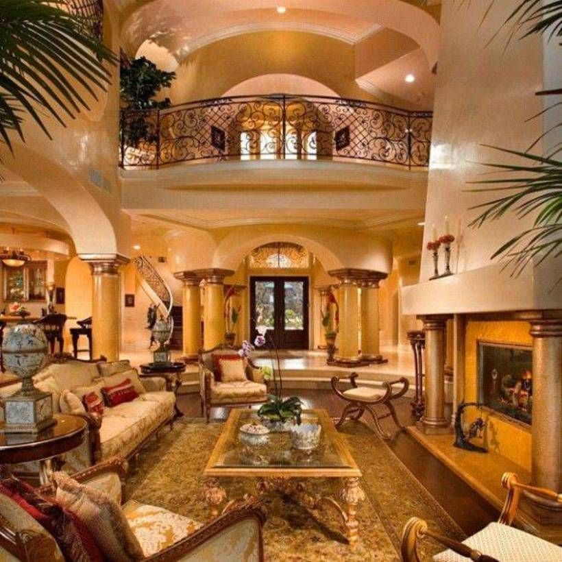 Exceptional Luxury Homes Interior Designs With Elegant Furniture And Archway With  Pilars And Indoor Plants : Grandeur Luxury Homes Interior Designs. Interiors  Houses ... Amazing Design