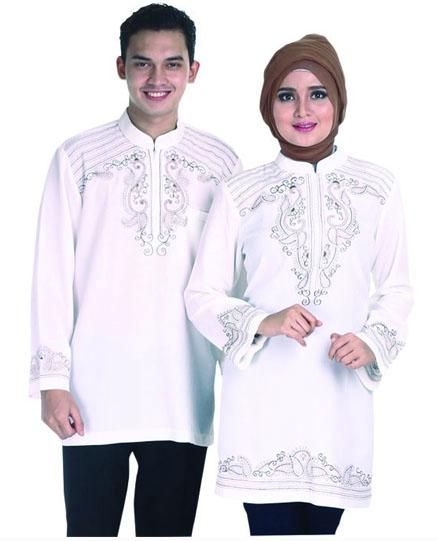 Baju Couple Terbaru Baju Pasangan Muslim Gamis Couple Muslim Couple