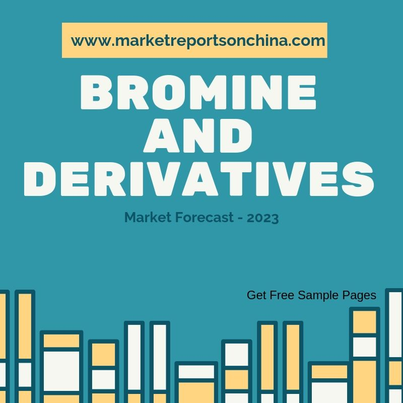 In The Two Past Decades Bromine And Derivatives Industry In