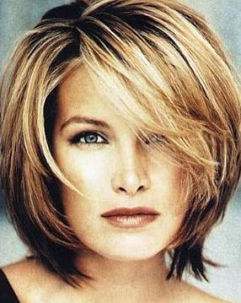 Medium Length Layered Hairstyles For Fine Hair Choppy