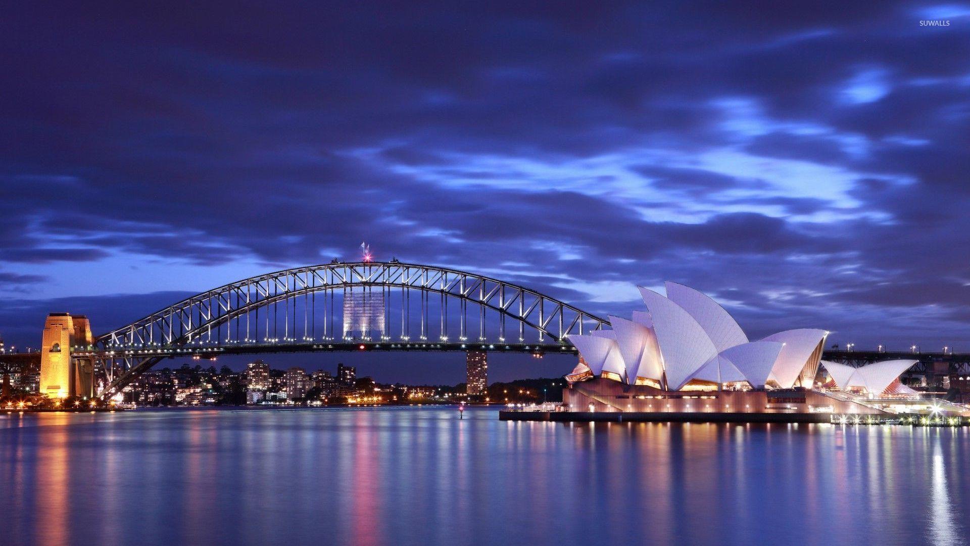 Harbour Bridge Sydney Harbour Bridge 4 Wallpaper World