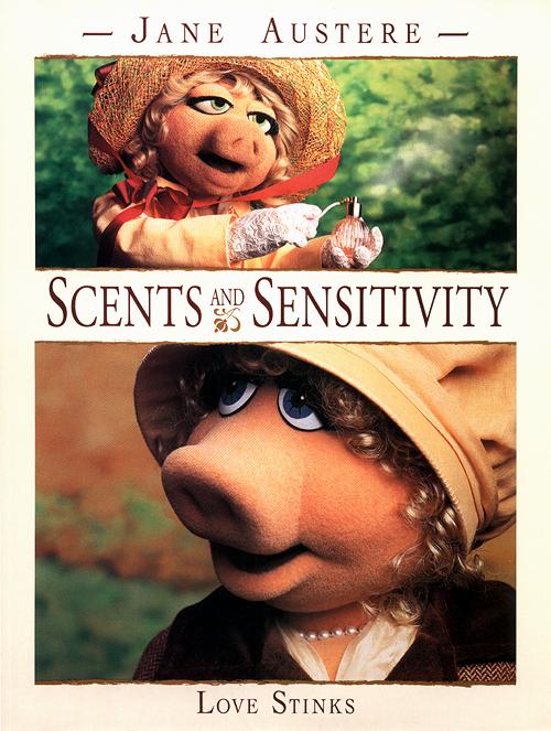 Muppet Parodies 1998 Calendar | Muppets | Jane austen, Miss