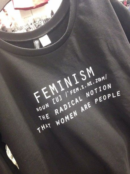 1514f7af8 blouse black feminist shirt feminism hoodie Polos