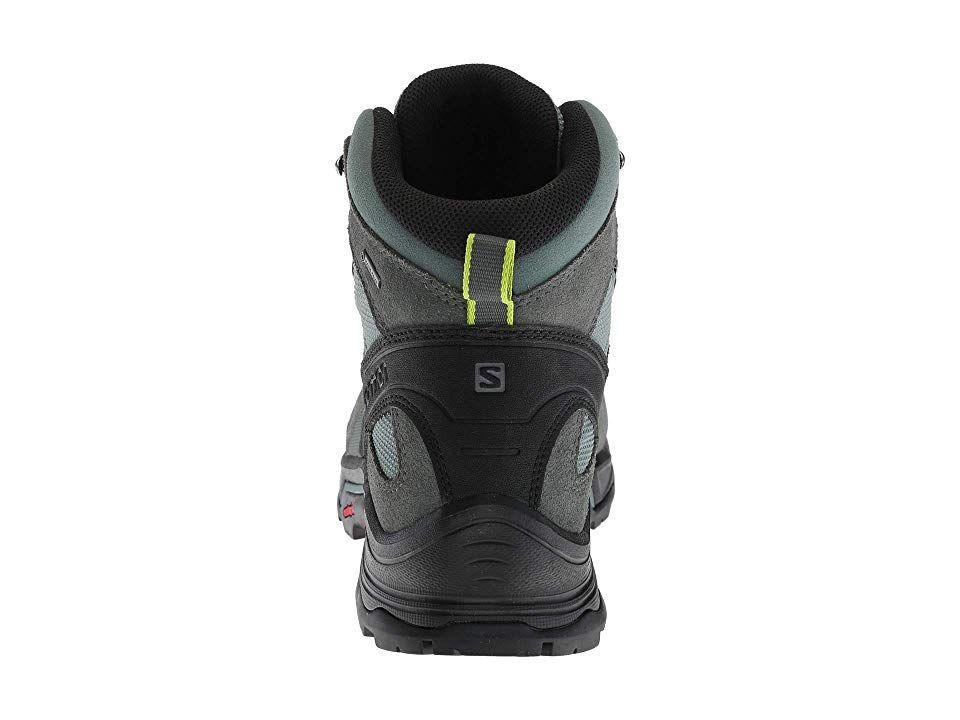 941d4e70b701 Salomon Quest Prime GTX(r) Men s Shoes Balsam Green Urban Chic Lime ...