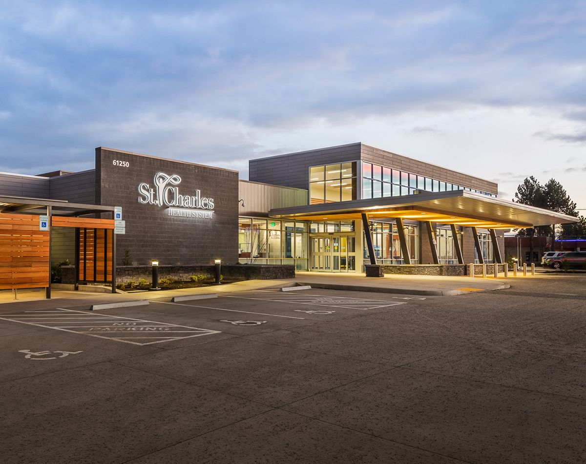 St. Charles Family Care Bend South Clinic by Clark/Kjos