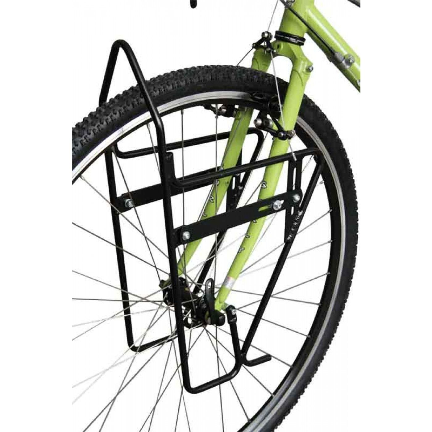 Arkel Ac Lowrider Front Rack On Surley Cross Cicloturism