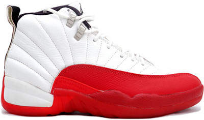 finest selection ccbbd 2fa5d Jordan 12 OG Cherry (1997)