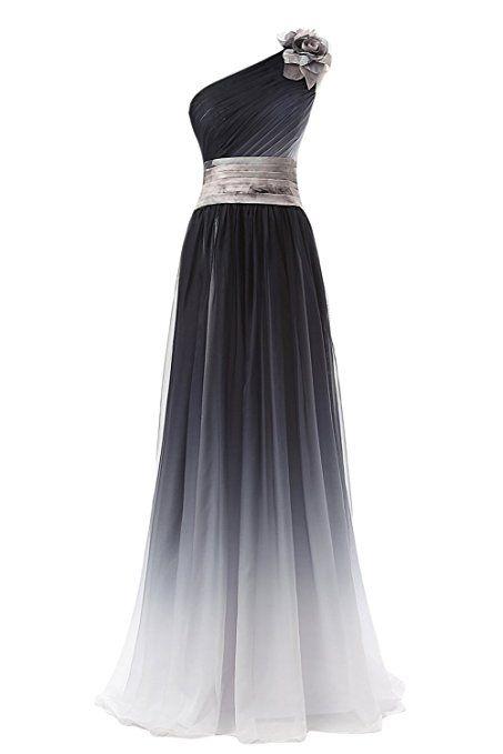 new style 16e42 af044 Gorgeous Bride Abendkleider Elegant Lang 2017 Damen Chiffon ...