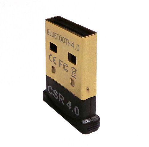 Pocket Micro Mini Bluetooth 4.0 USB 2.0 CSR 4.0 Dongle Adapter Wireless Receiver