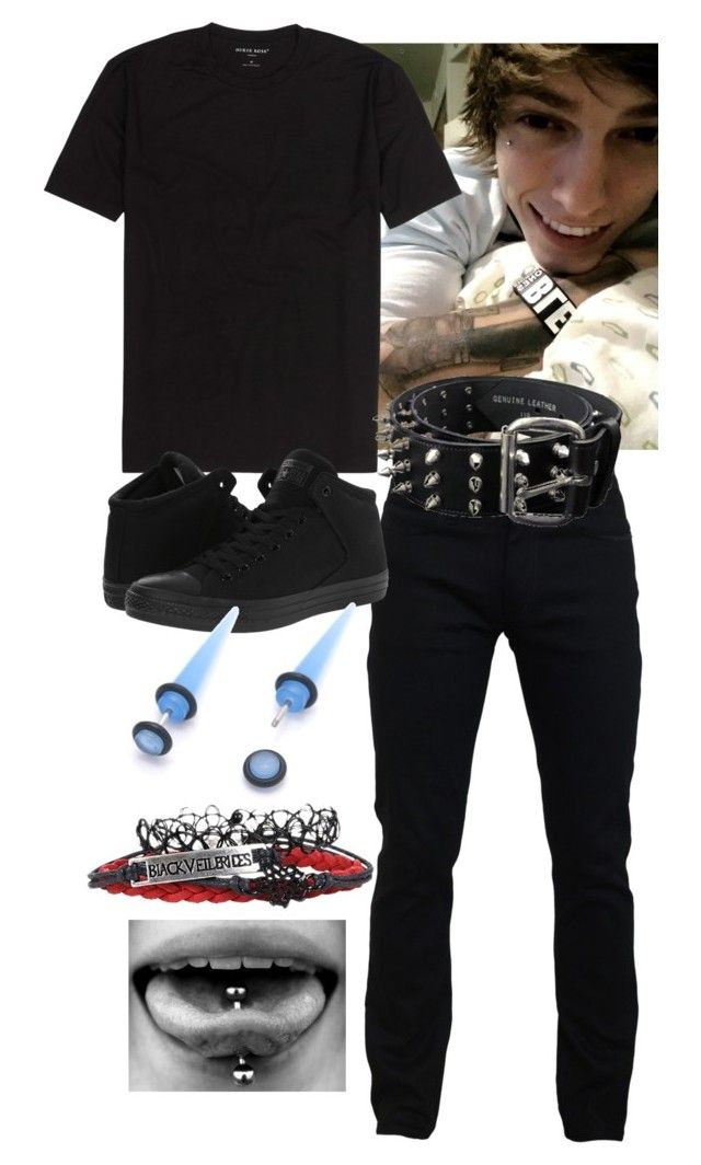 """""""Untitled #19"""" by xlucasx ❤ liked on Polyvore featuring Acne Studios, Bullet, Converse, men's fashion and menswear"""