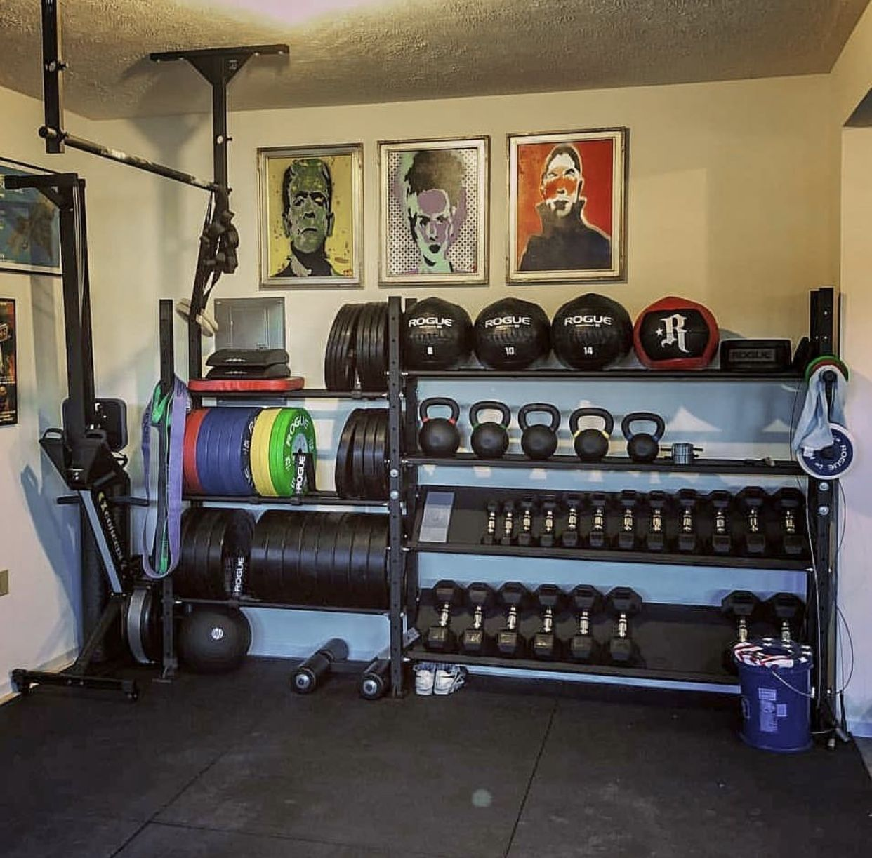 Pin by BarBend on Gyms Stationary bike, Gym, Gym equipment