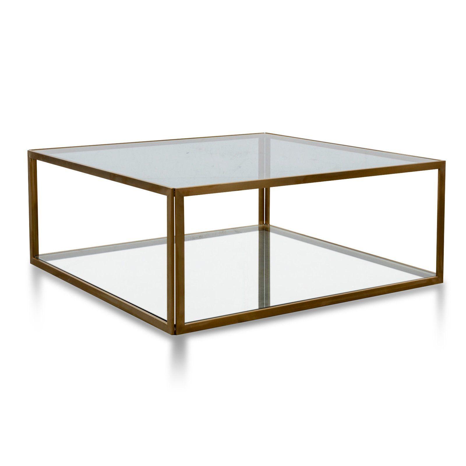 Ccf2878 Ks 1m Glass Coffee Table Gold Base Calibre Furniture Coffee Table Gold Coffee Table Glass Coffee Table [ 1600 x 1600 Pixel ]