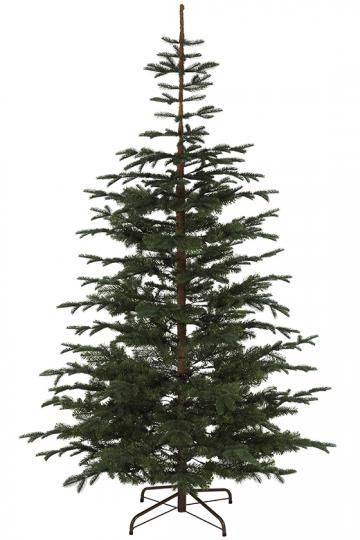 Martha Stewart Living™ Norwegian Spruce Hinged Artificial Tree ...
