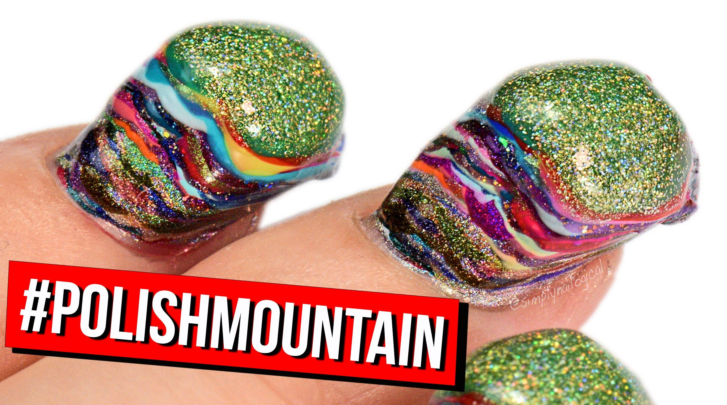 100+ Coats of Nail Polish by @SimplyNailogical Would you take this ...