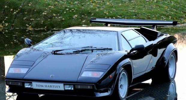 1983 Lamborghini Countach  - 5000S
