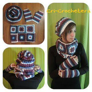 Cri-Crochetera: ROPA