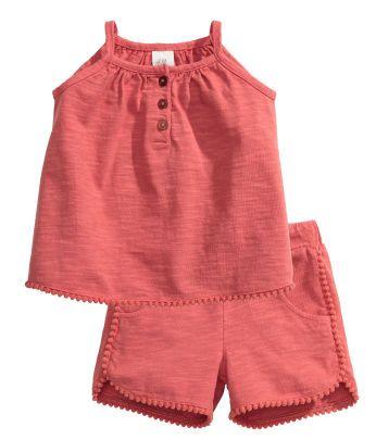 b824ef9cf29ed Kids | Baby Girl Size 2m–3y | H&M US | Shopping List | Girls clothes ...