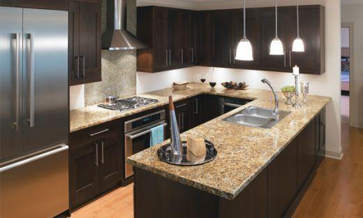 Granite Kitchen Remodeling